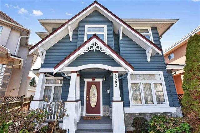 3592 Petersham Avenue, Vancouver, British Columbia    - Photo 1 - R2403334