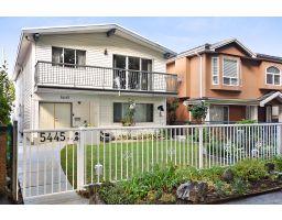 5445 Sherbrooke Street, Vancouver, British Columbia