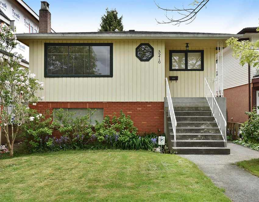 5126 Chester Street, Vancouver, British Columbia    - Photo 1 - RP5187368558