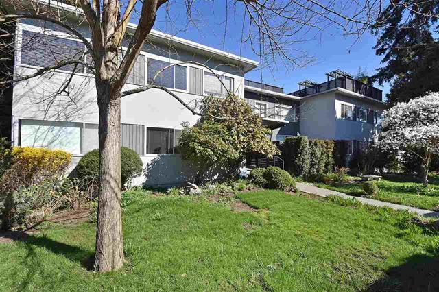 #203-2493 West 1st Avenue, Vancouver, British Columbia  V6K 1G5 - Photo 1 - R2353760