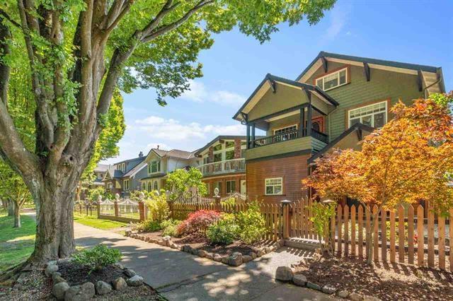 822 East 22nd Avenue, Vancouver, British Columbia  V5V 1V7 - Photo 1 - R2587921