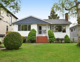 6780 Inverness Street, Vancouver, British Columbia