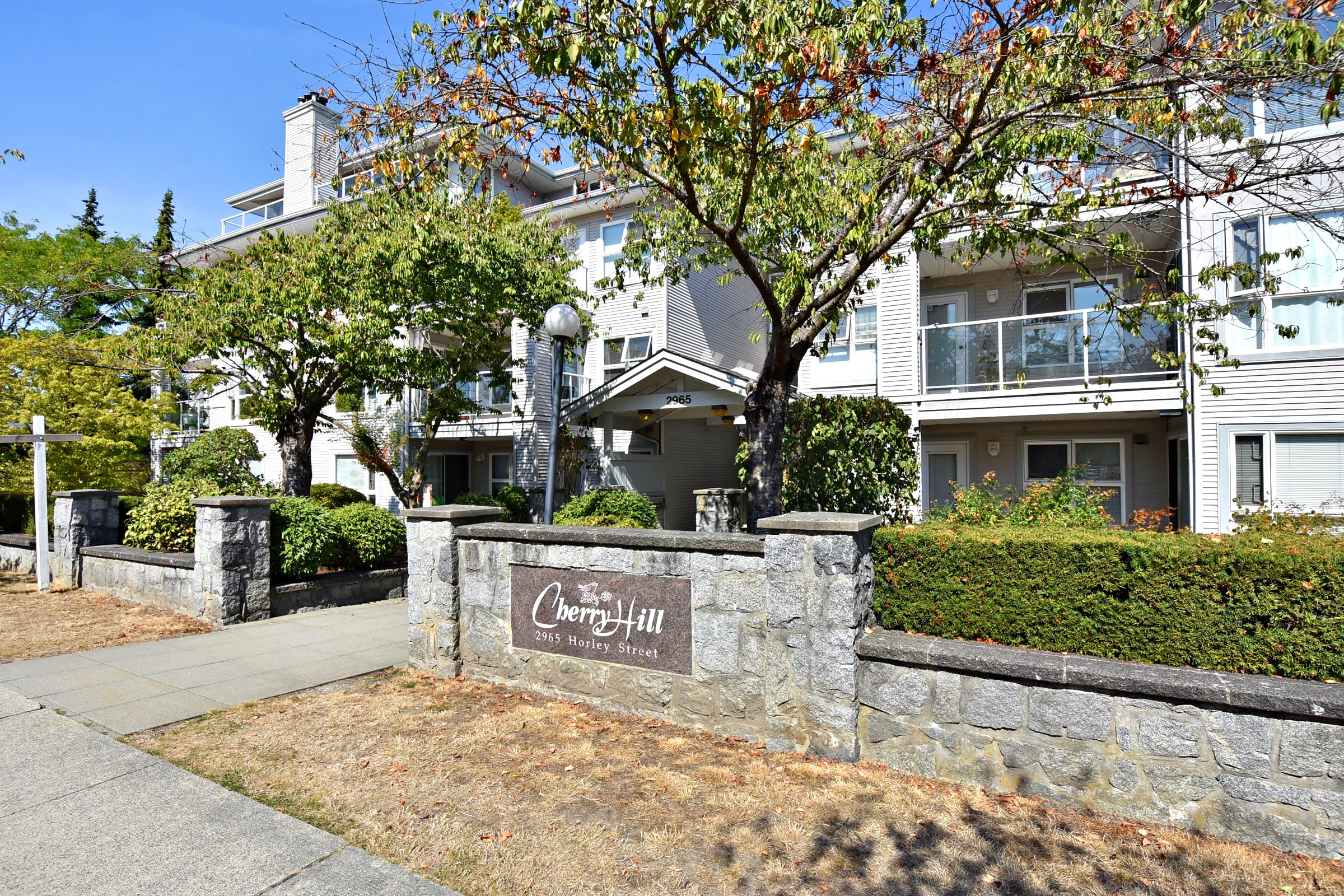 #109-2965 Horley Street, Vancouver, British Columbia    - Photo 1 - R2318330